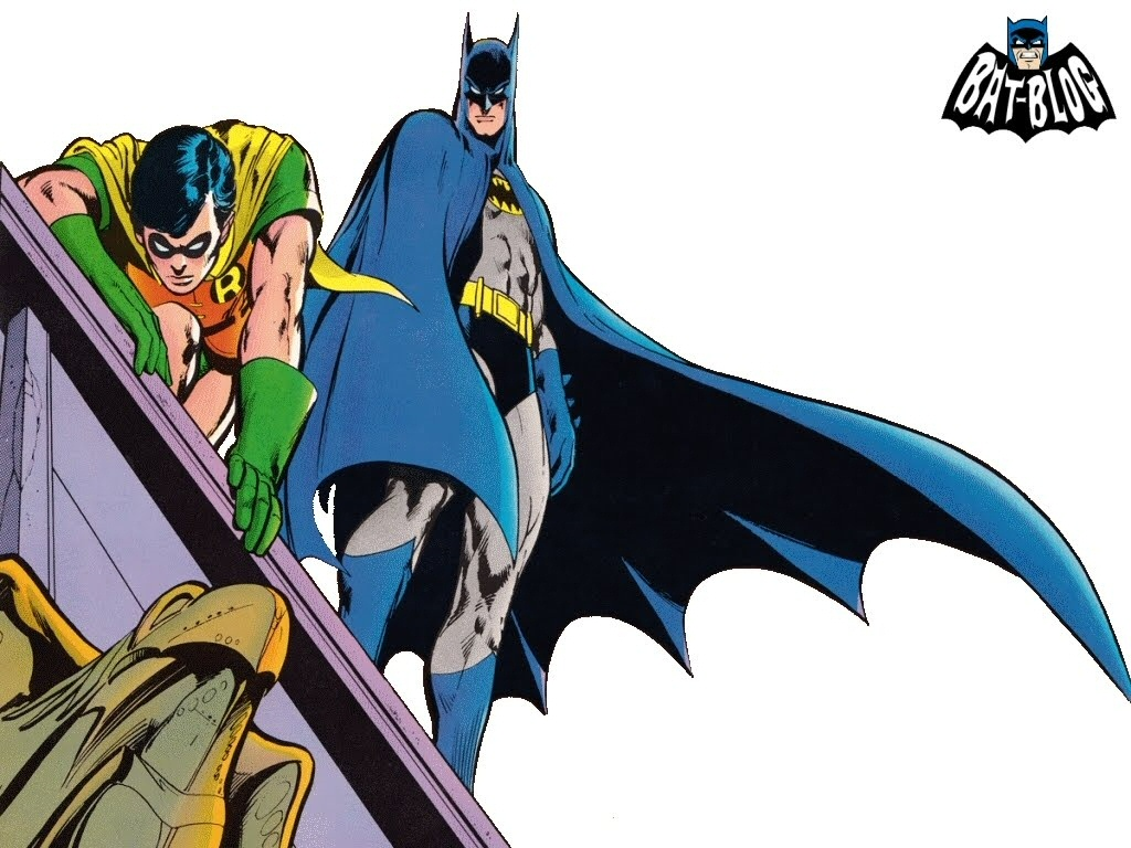 Batman and Robin Wallpapers 1024x768