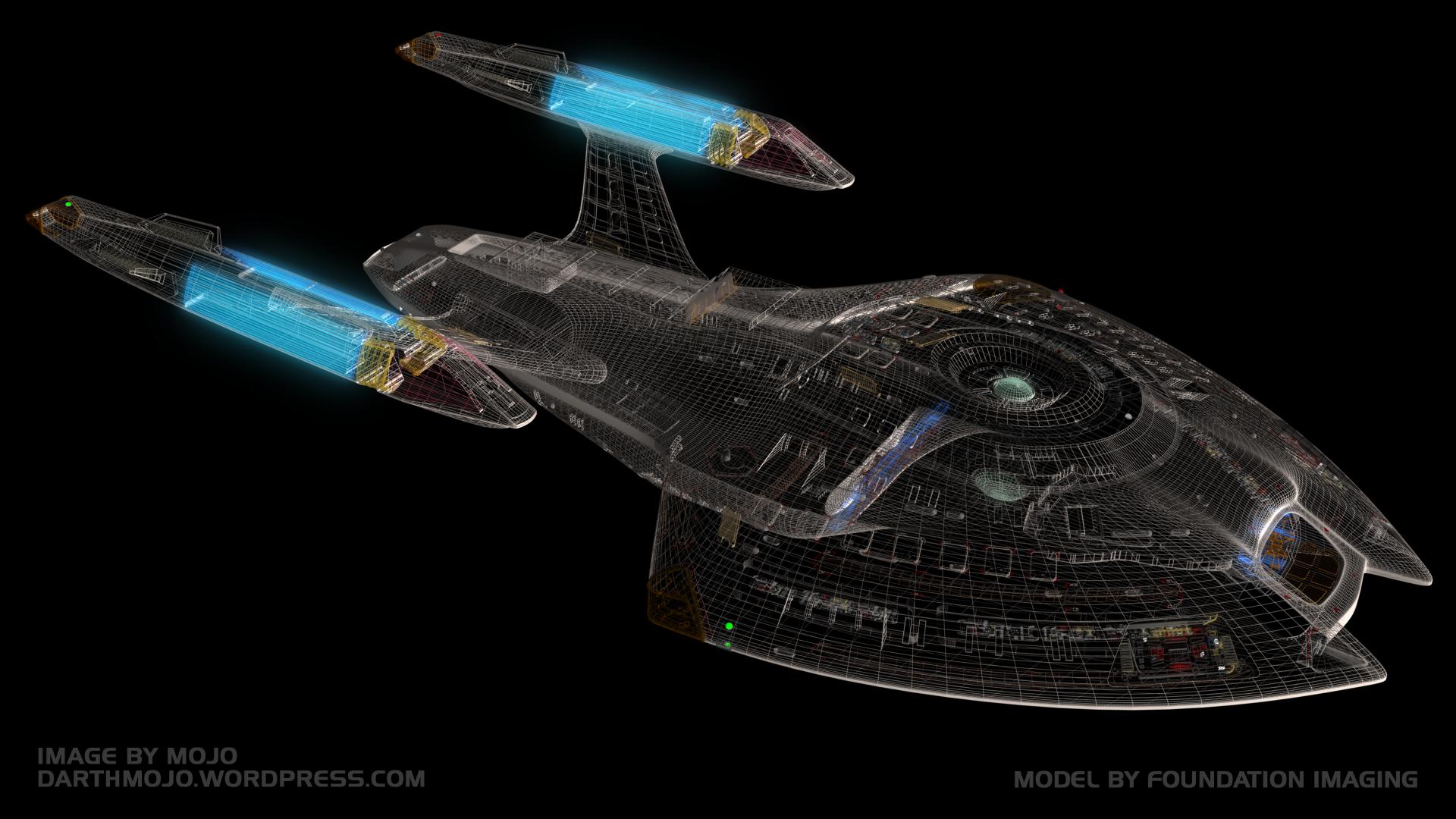 Star Trek Starships wallpaper   10098 1920x1080