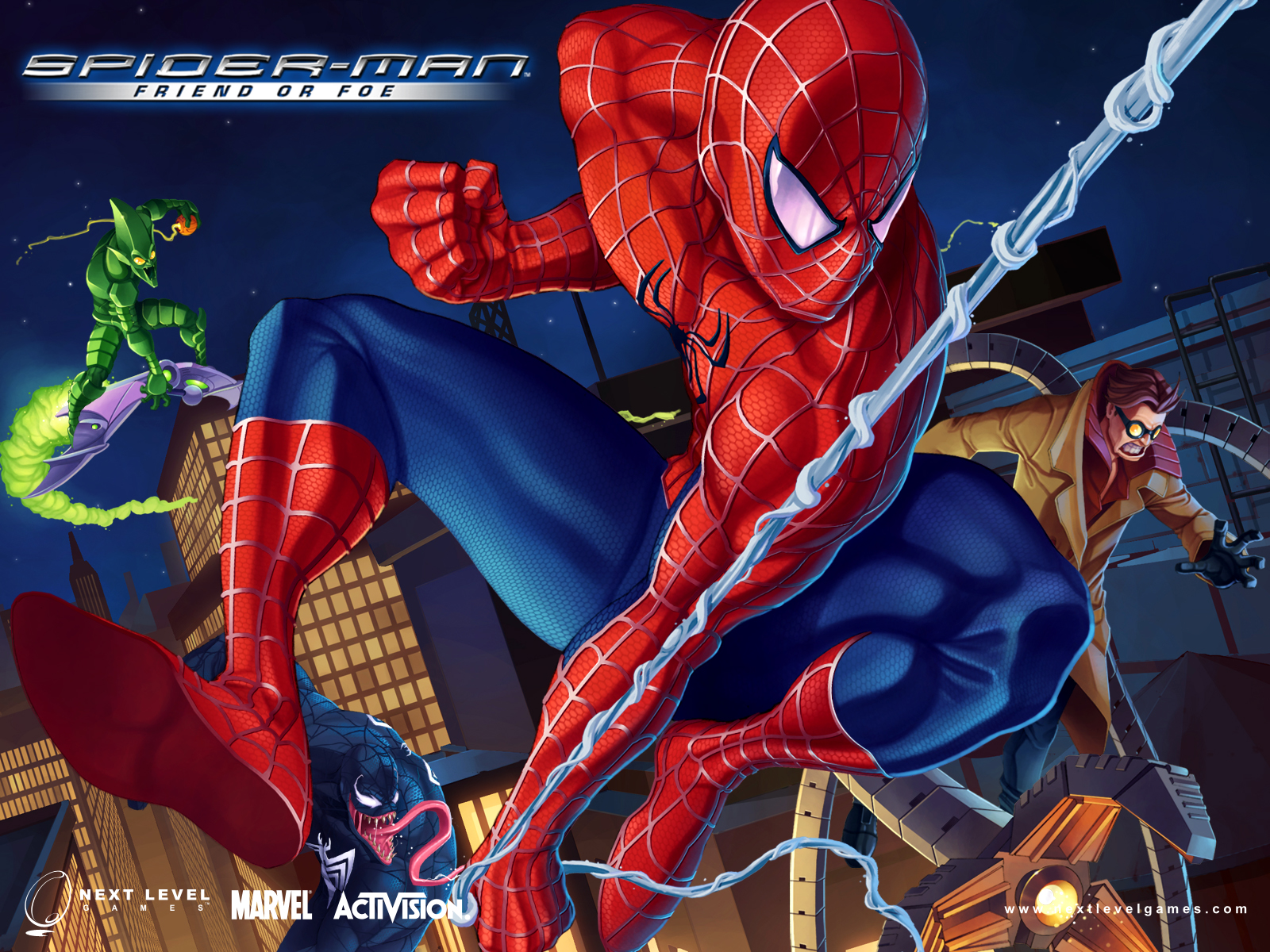 Game Of Spider Man Hd Wallpaper: Spiderman HD Wallpapers 1080p