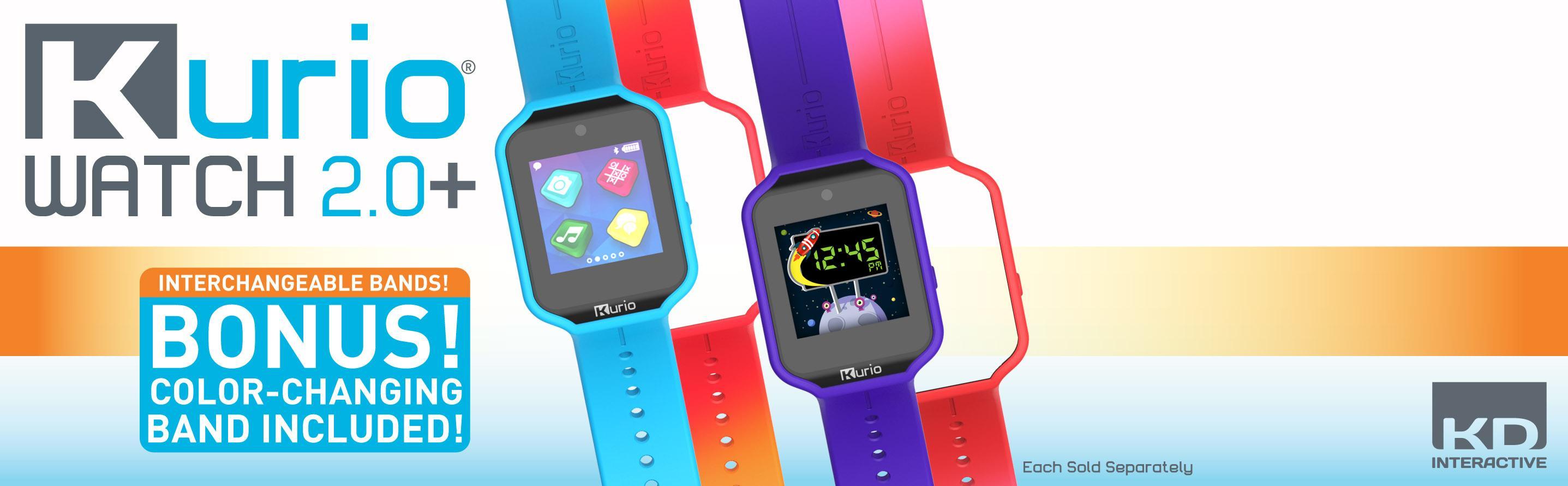 Amazoncom Kurio Watch 20 The Ultimate Smartwatch Built for 2874x890