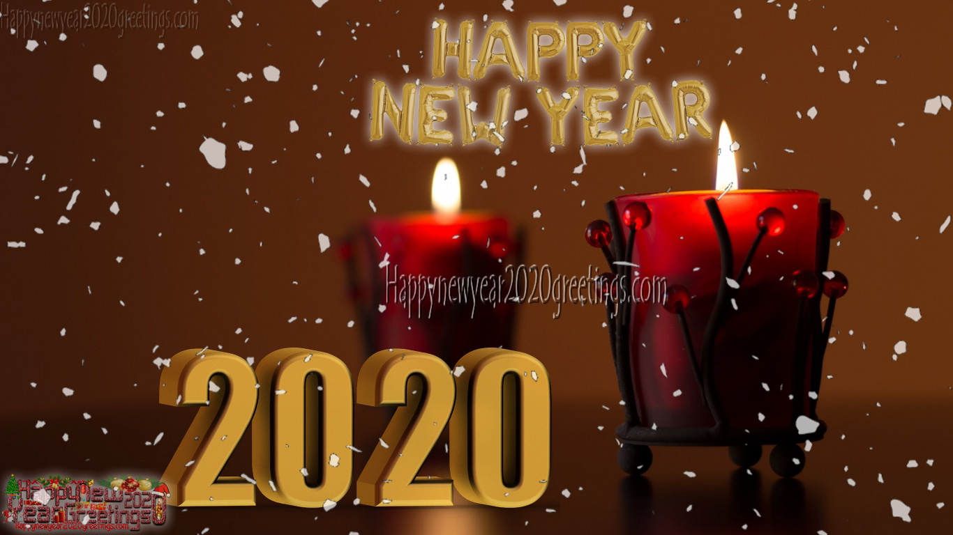 Happy New Year 2020 Images HD 1080p   New Year 2020 Ultra HD 4K 1366x768