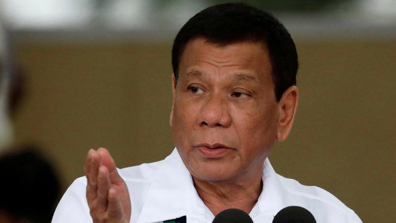 Rodrigo Dutertes Battle Against Philippine Institutions Council 1600x900