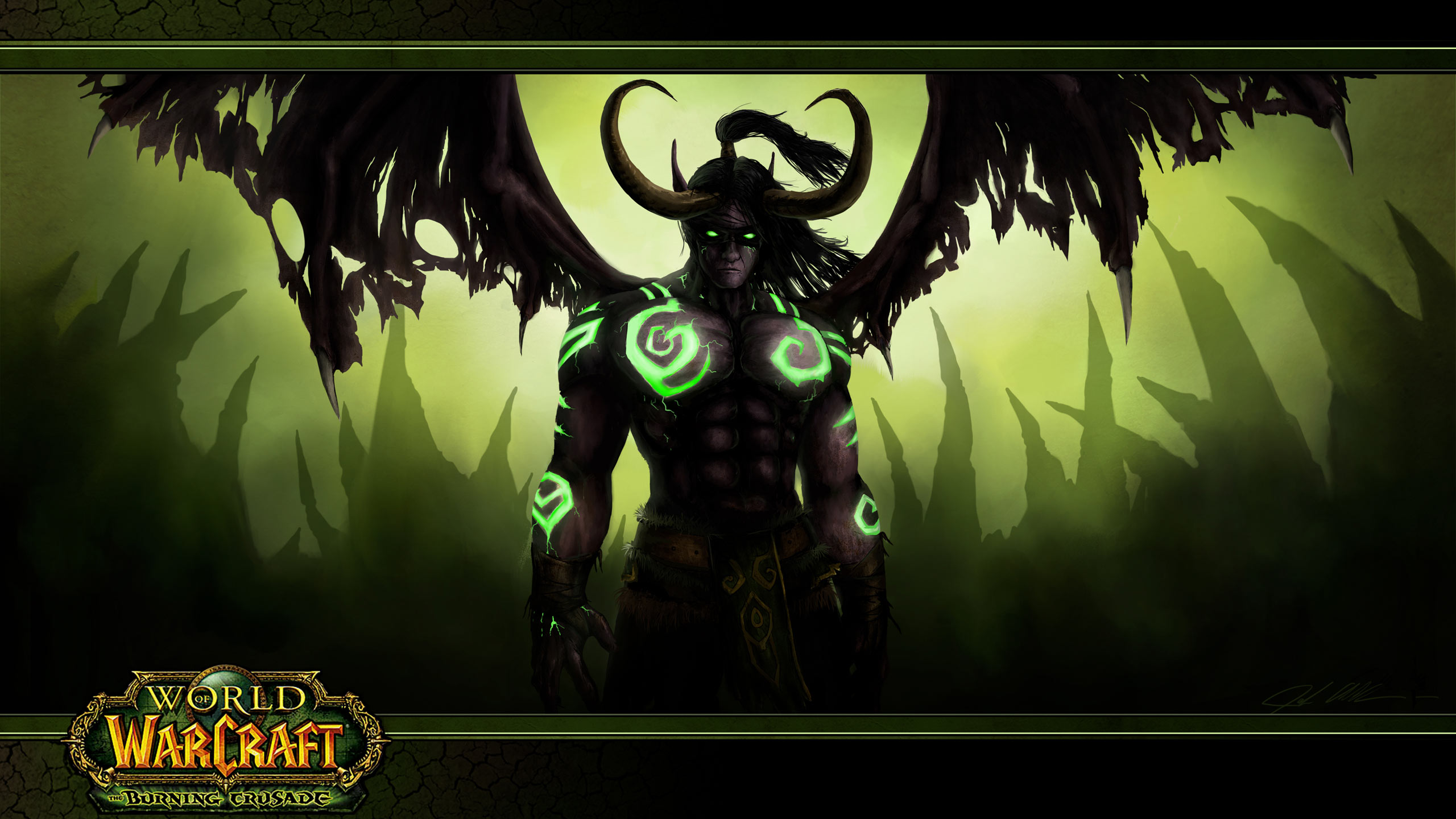 23 World Of Warcraft The Burning Crusade HD Wallpapers 2560x1440