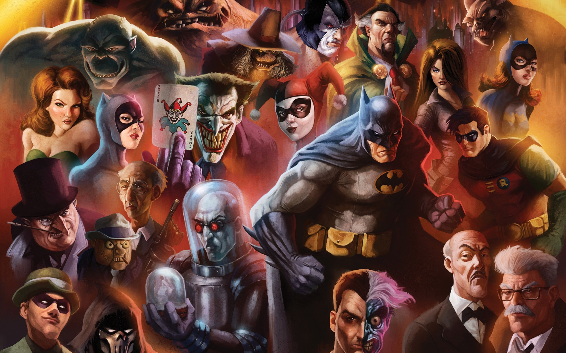 DC Comics HD Wallpapers 1920x1200