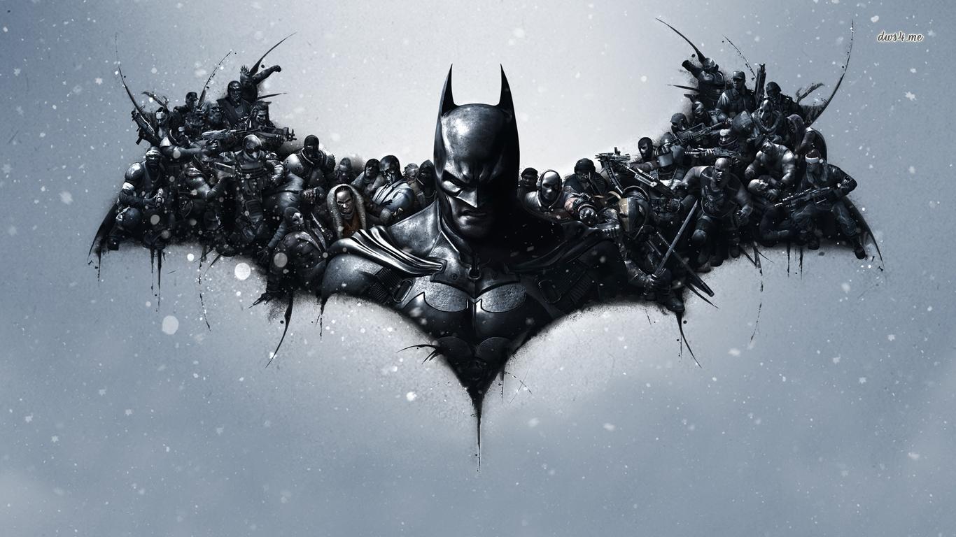 Batman   Arkham Origins wallpaper   Game wallpapers   20510 1366x768