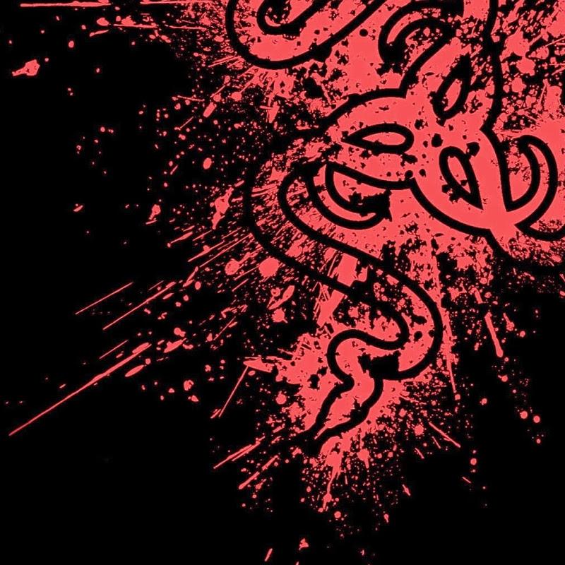 Razer Hd Wallpaper: Red Razer Wallpaper HD