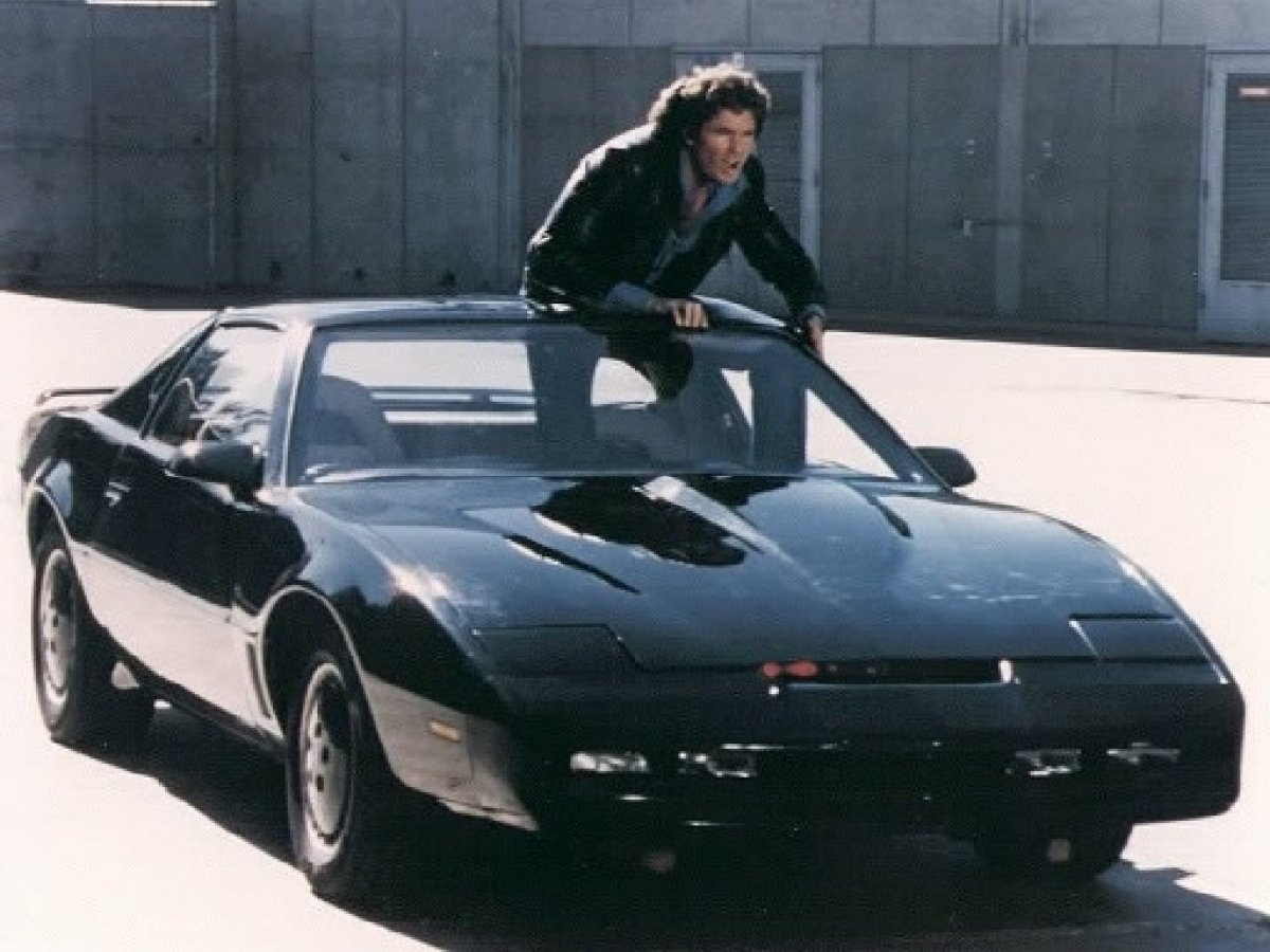 Knight Rider to be Adapted for the Big Screen mxdwn Movies 1200x900