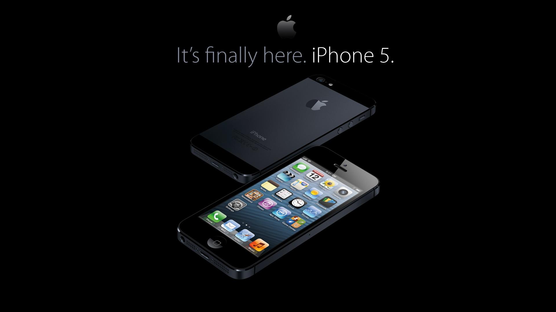 Iphone 5 Black HD Wallpaper ImageBankbiz 1280x1024