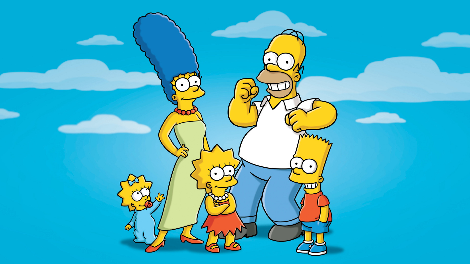 The Simpsons   Wallpaper High Definition High Quality Widescreen 1920x1080