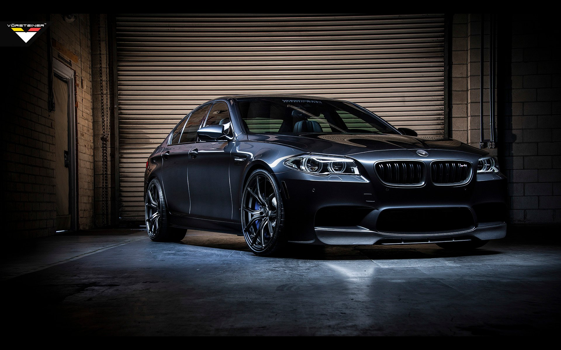 2014 BMW F10 M5 By Vorsteiner Wallpaper HD Car 1920x1200