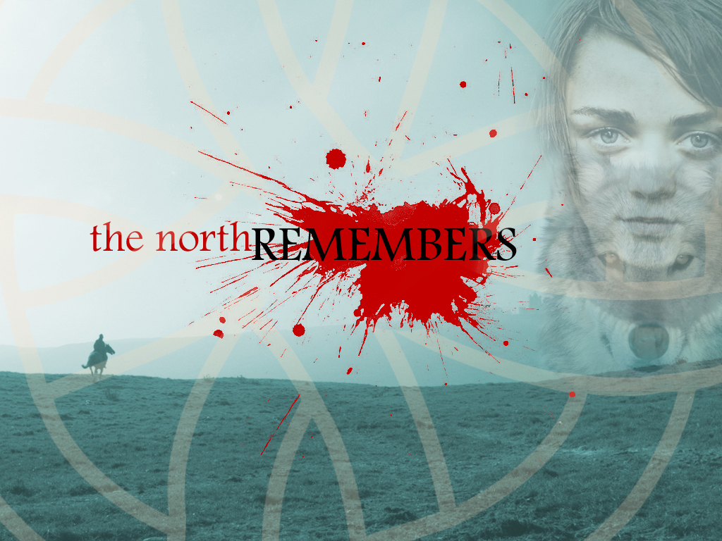 The North Remembers   Game of Thrones Wallpaper 30222731 1024x768