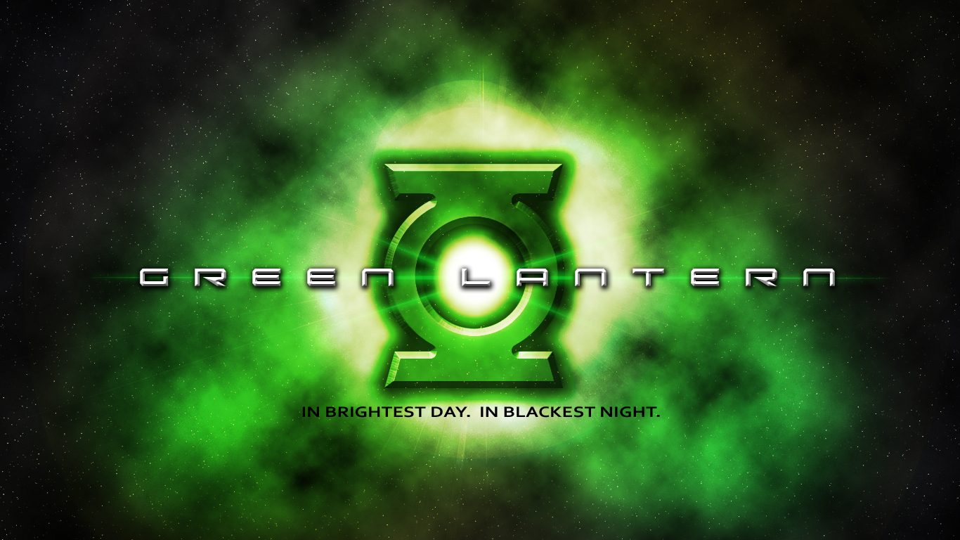 Green Lantern HD background DC Comics wallpapers 1366x768