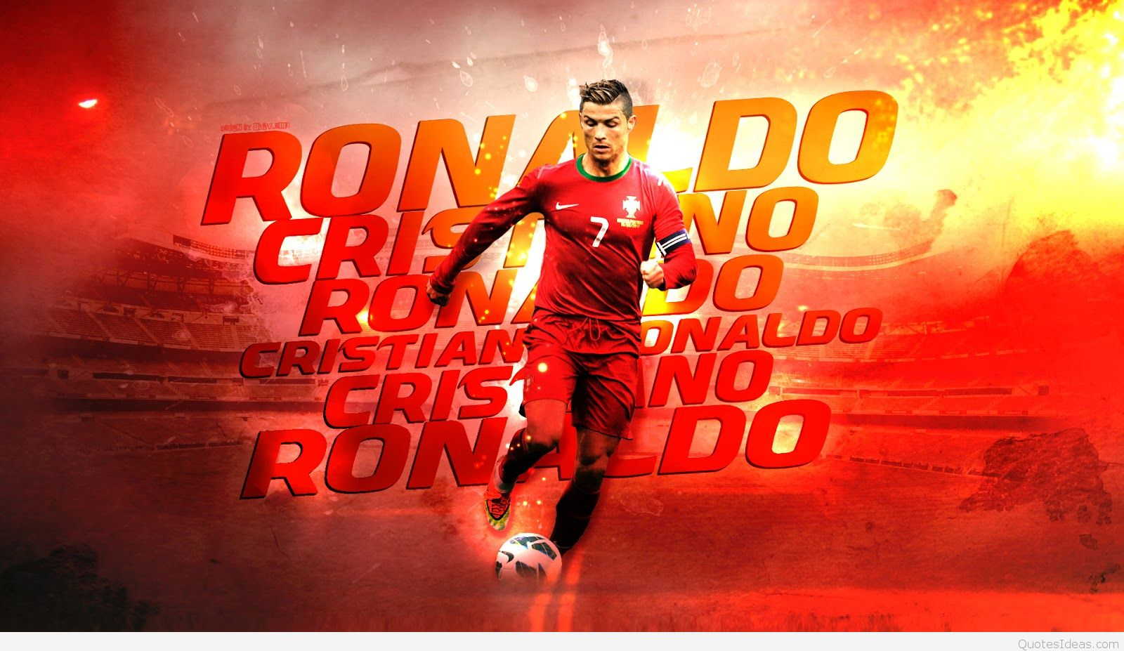 Free Download Cool Cristiano Ronaldo Backgrounds Wallpapers Hd