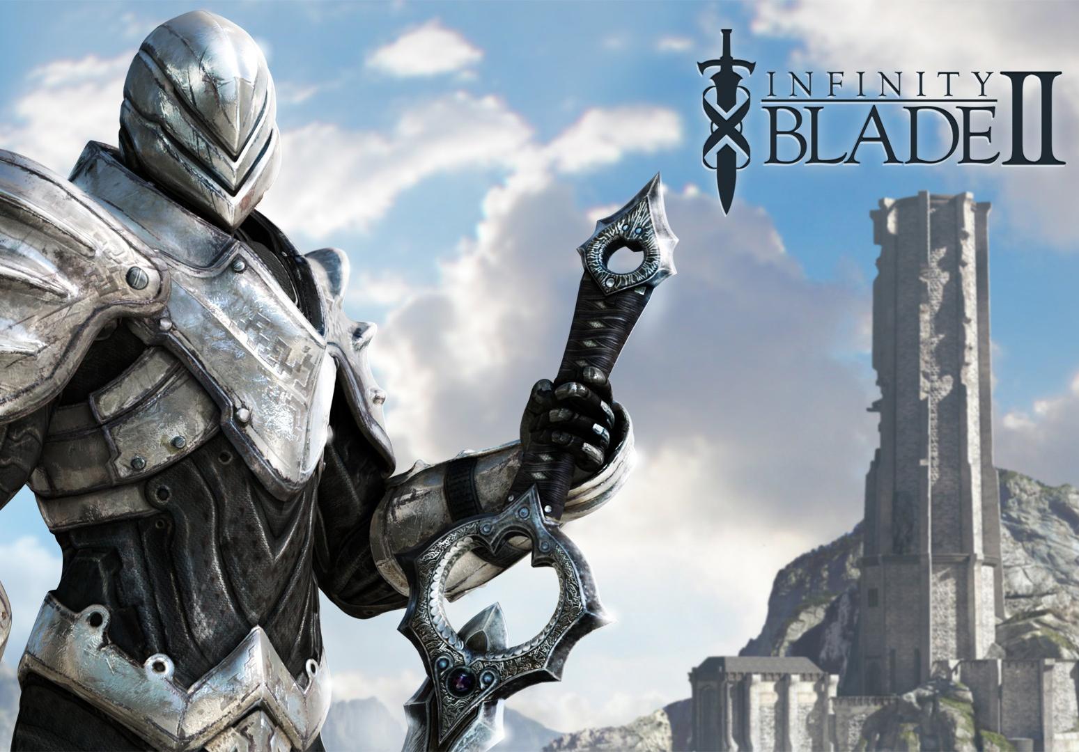 Infinity Blade 2 Wallpaper infinity blade 1549x1080