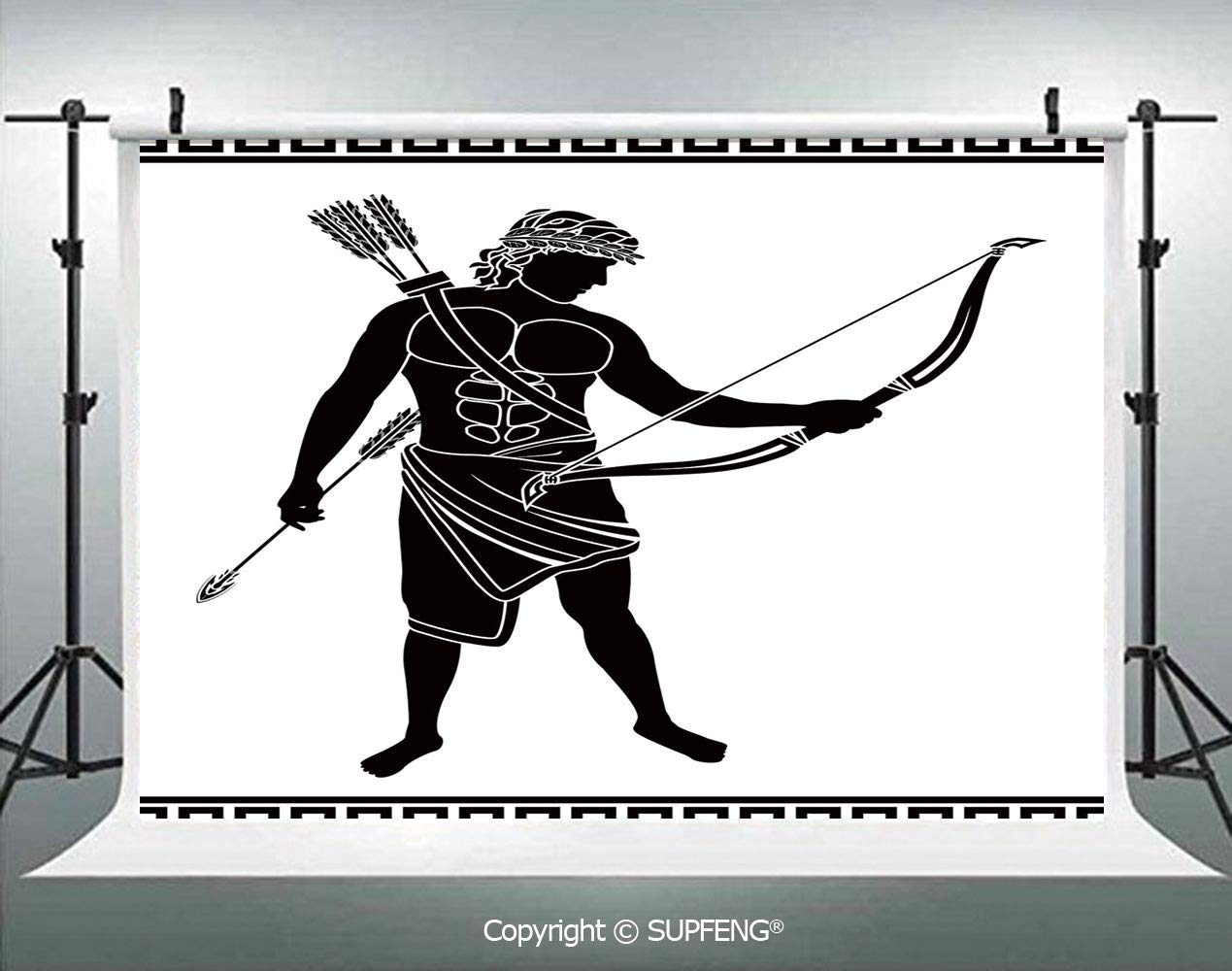 Amazoncom Background Hellenic Bowman Silhouette Eros Fantasy 1269x1000