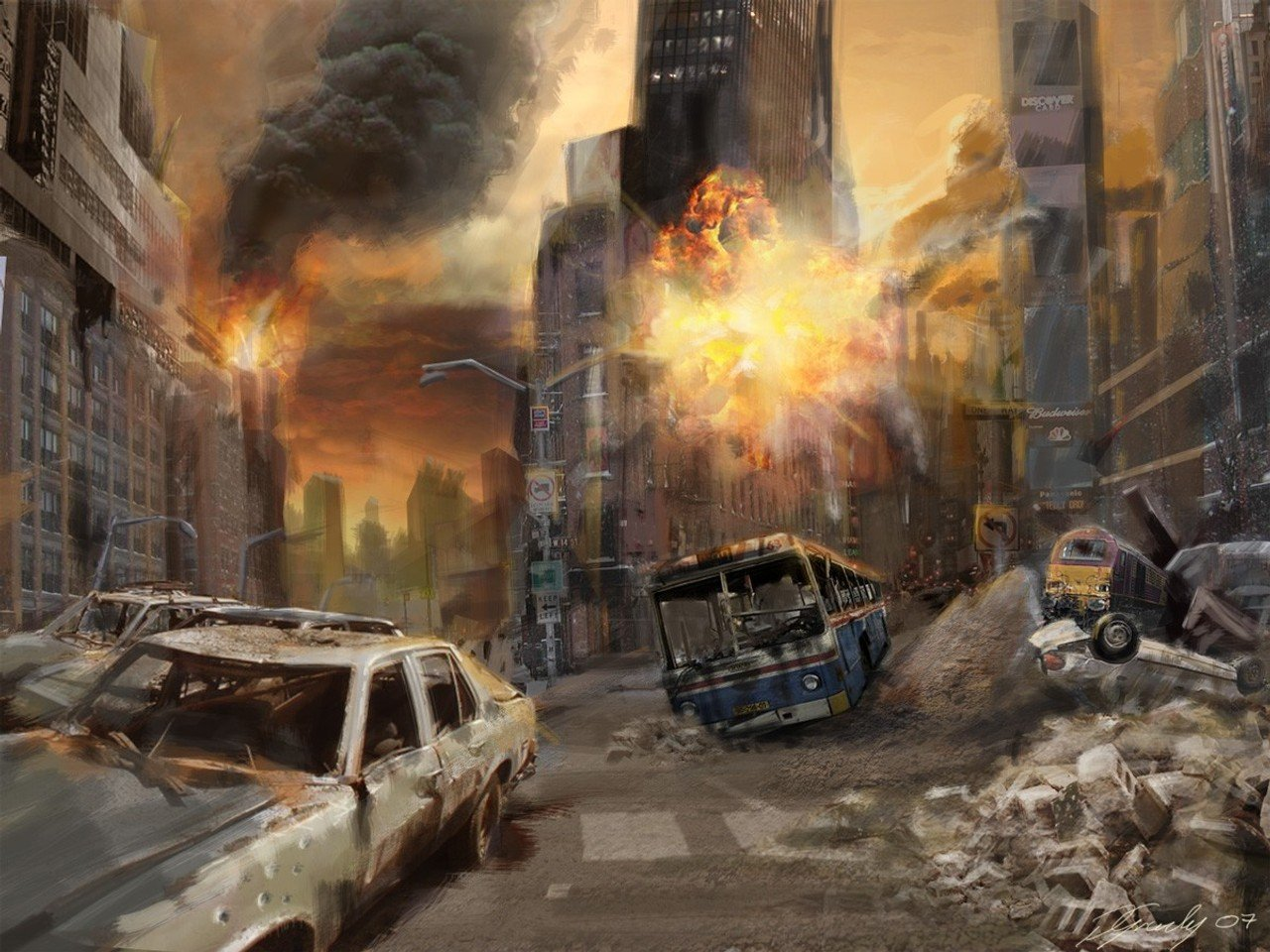 Destroy the Buildings  Warmonger Wallpaper Gallery   Best Game 1280x960