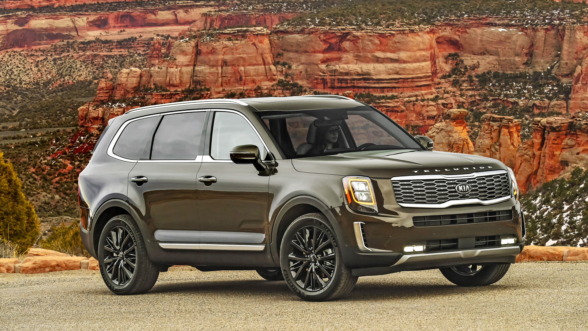 2020 Kia Telluride Reviews Price specs features and photos 1920x1080