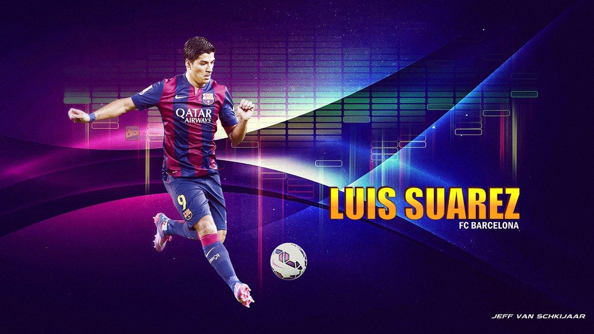 Luis Suarez Barcelona 201415 Wallpaper by jeffery10 1191x670