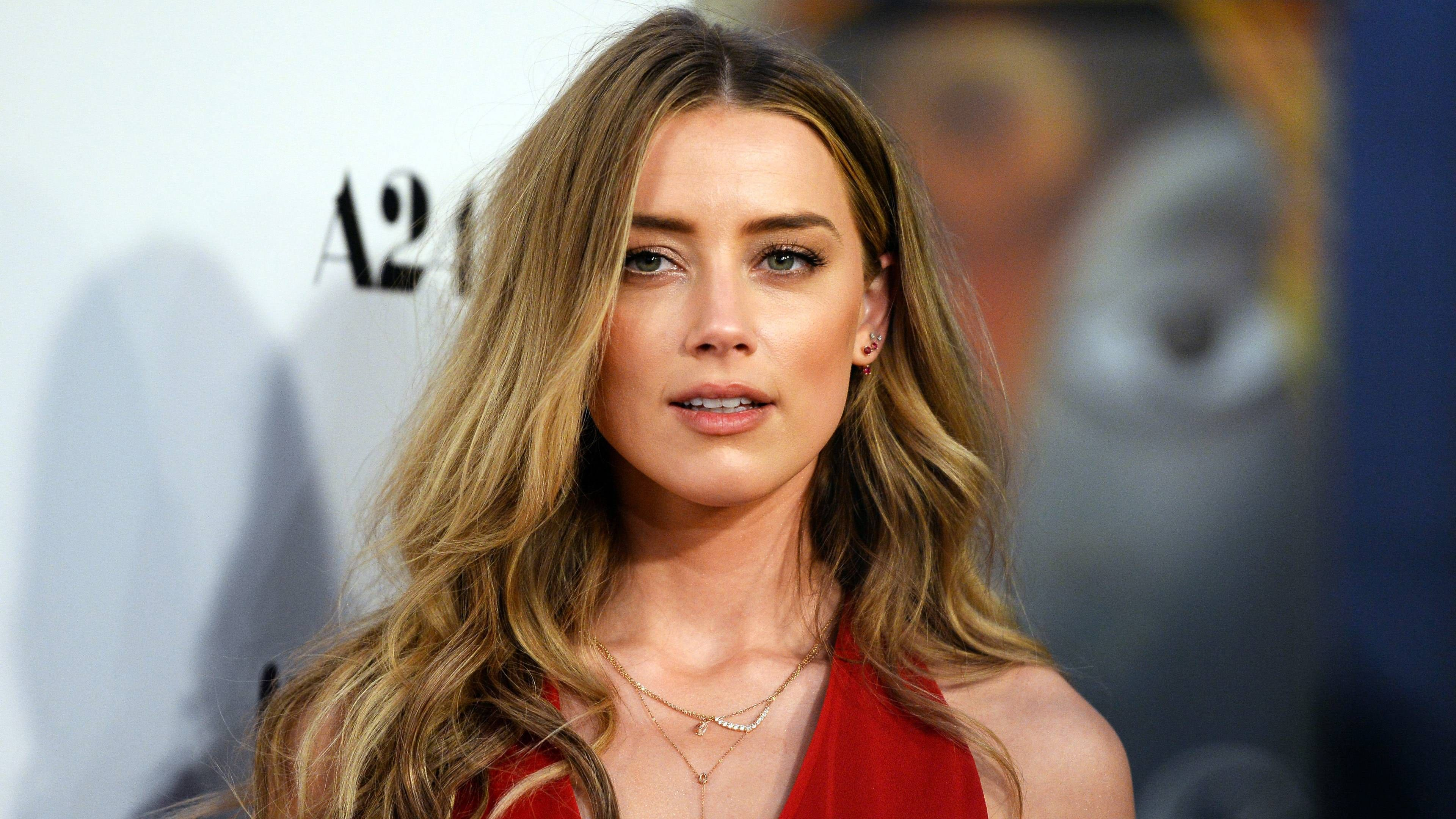Amber Heard Background HD Images Style24x7 Awesome 3840x2160