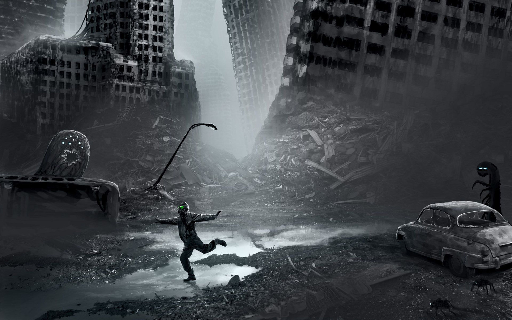 Romantically Apocalyptic wallpaper 17999 1680x1050