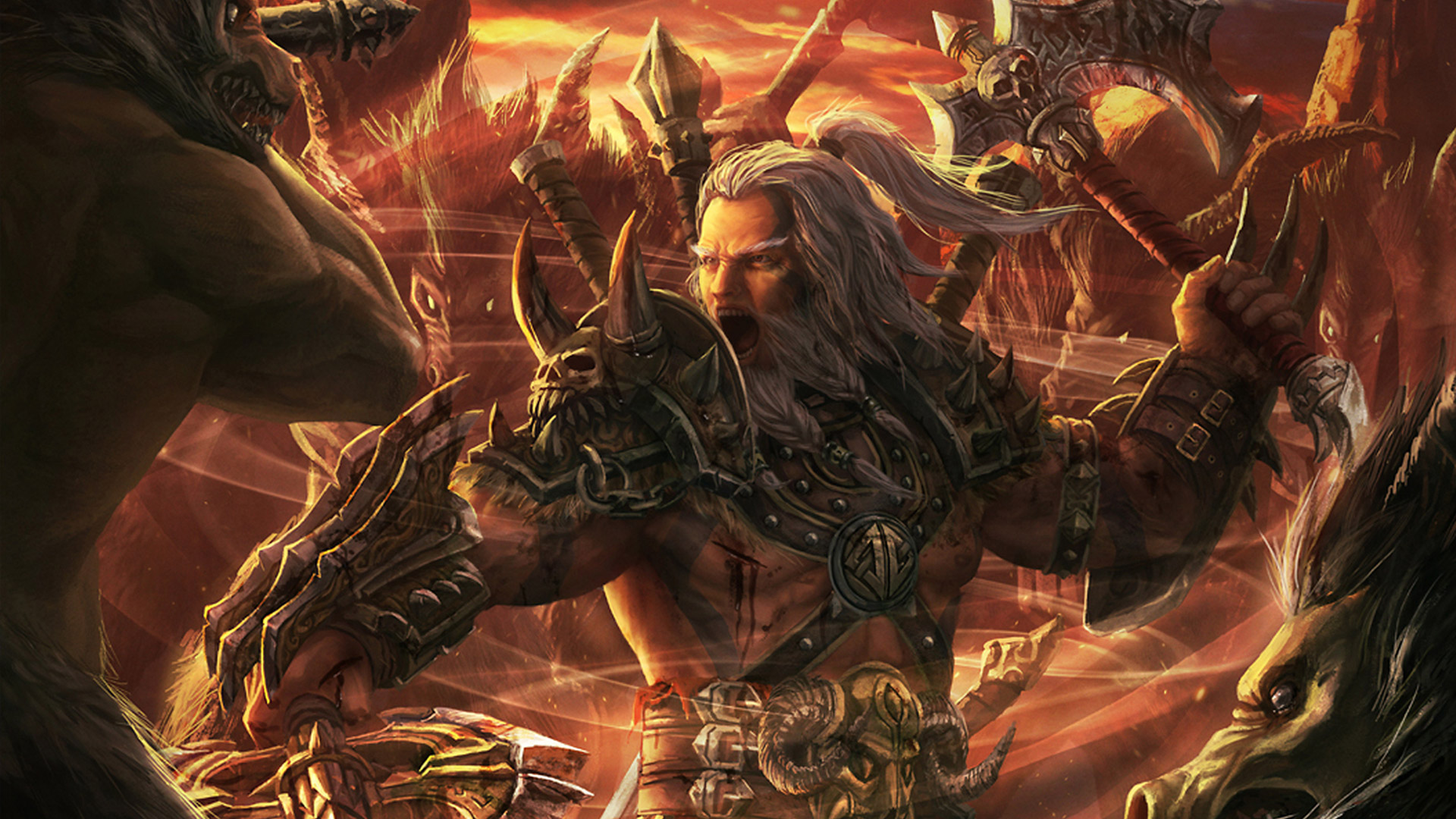Diablo III Wallpaper in 1920x1080 1920x1080