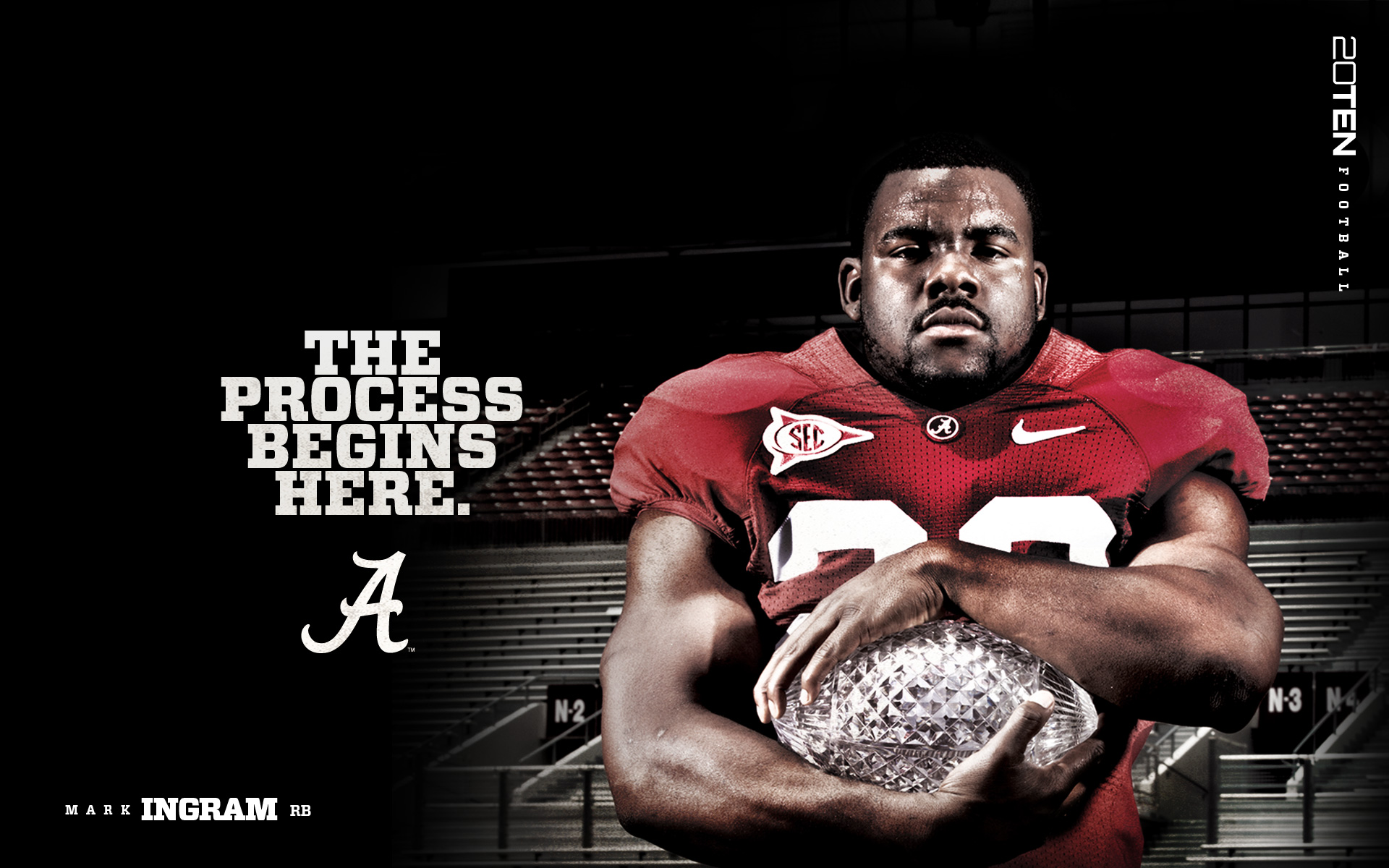 Alabama Football Wallpapers HD Background Wallpaper 1920x1200