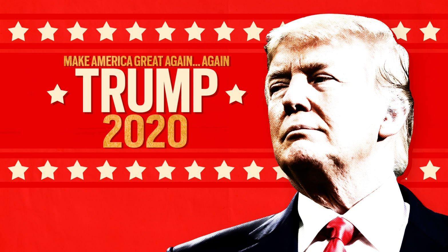 Trump 2020 Wallpapers 1566x881