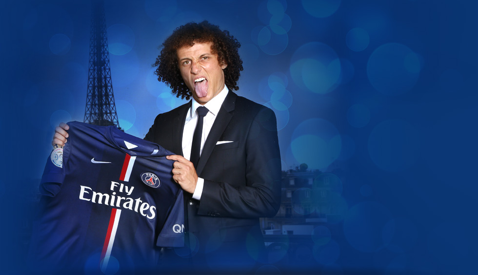 Paris Saint Germain is pleased to announce the club has signed David 980x563