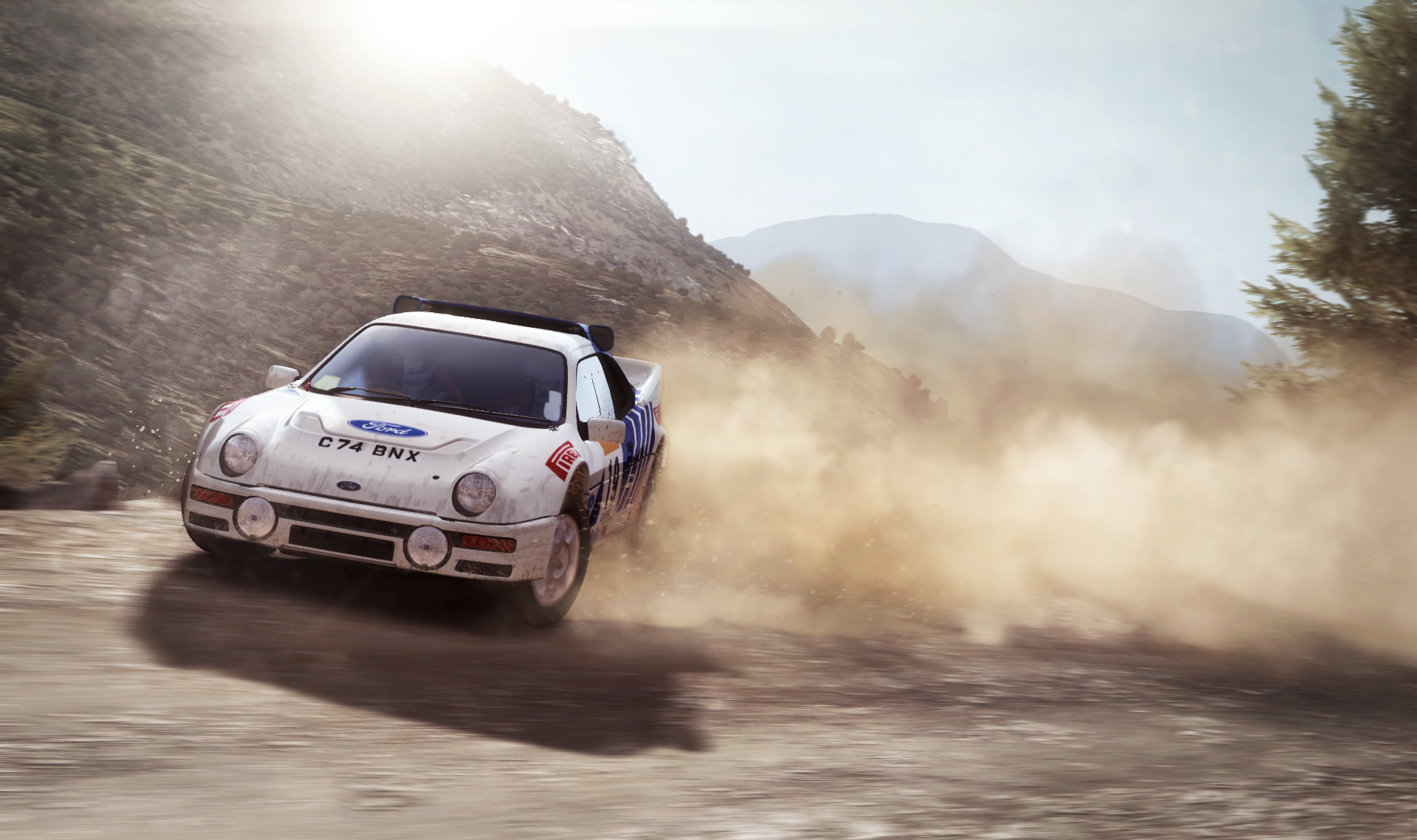 Video Game   DiRT Rally Wallpaper 1919x1138