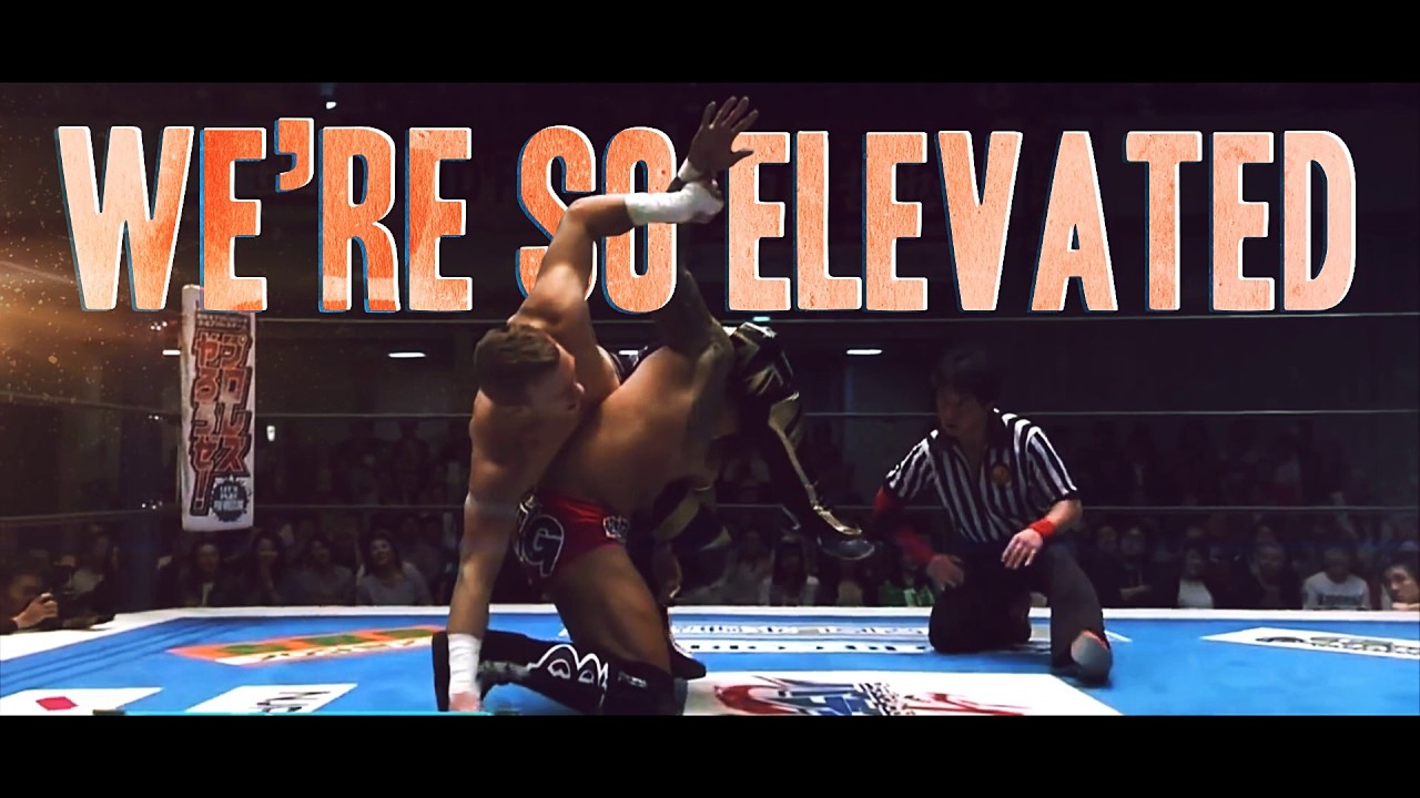 It Lives It Breathes   Elevated Official Will Ospreay Entrance 1280x720