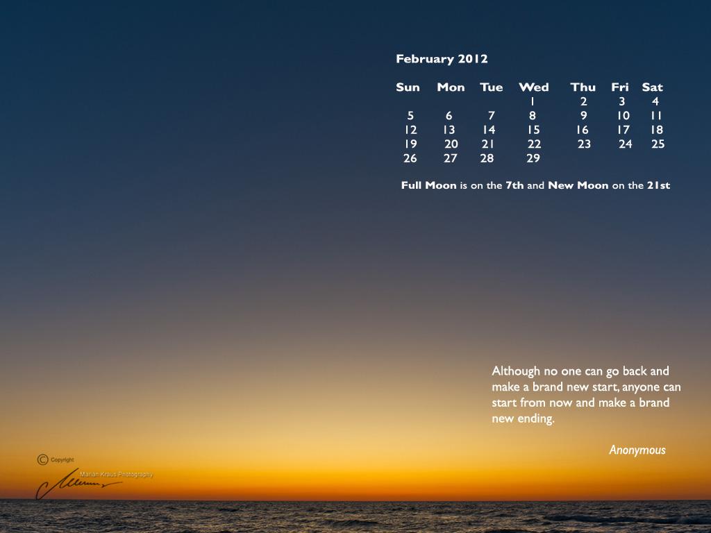 desktop calendar download