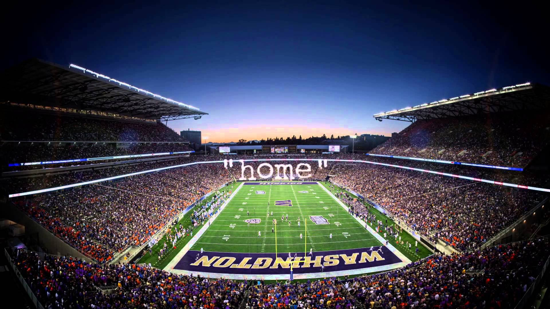 WASHINGTON HUSKIES college football wallpaper background 1920x1080
