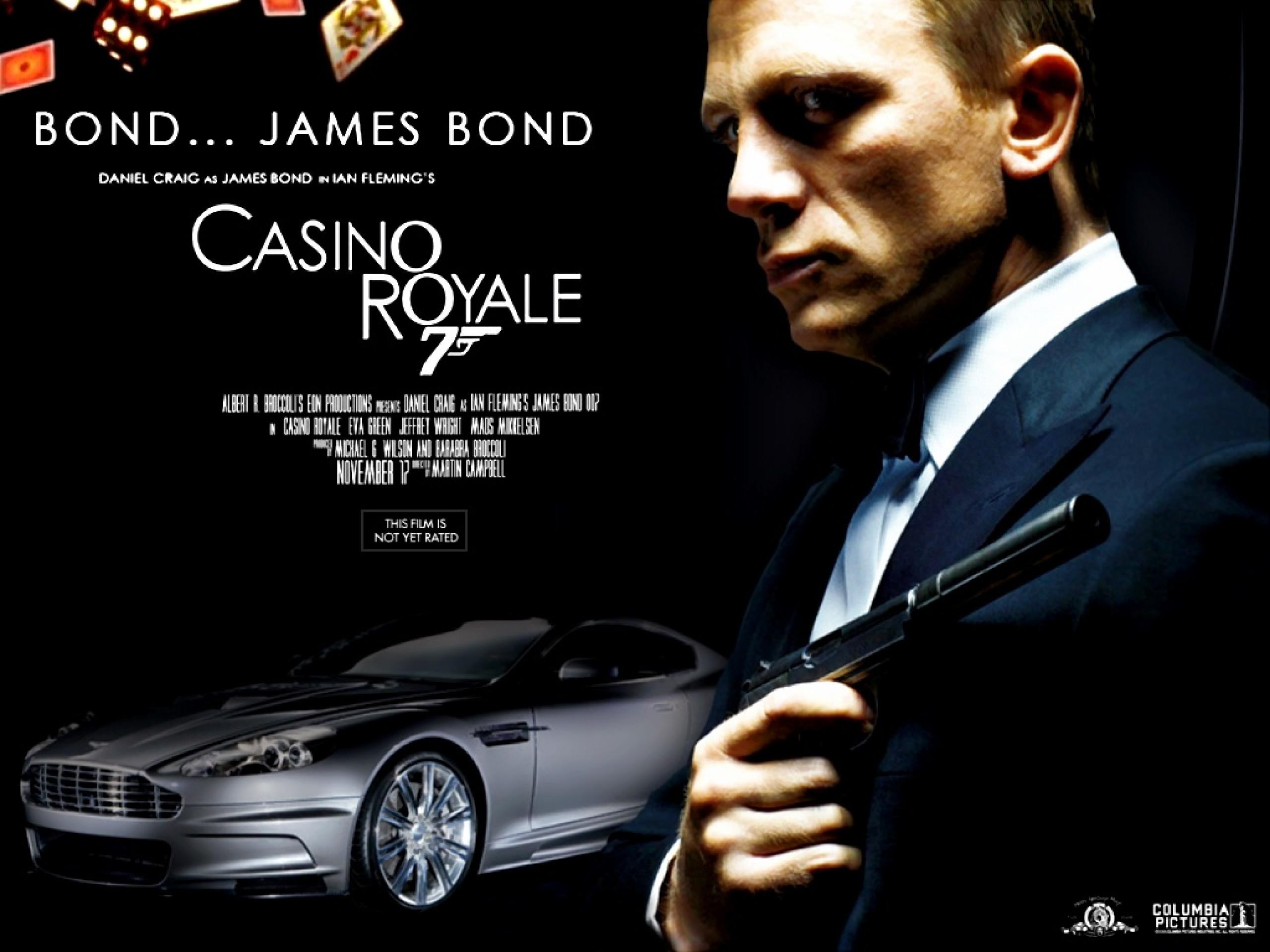Джеймс бонд казино рояль скачать песню казино в ленте одноклассников