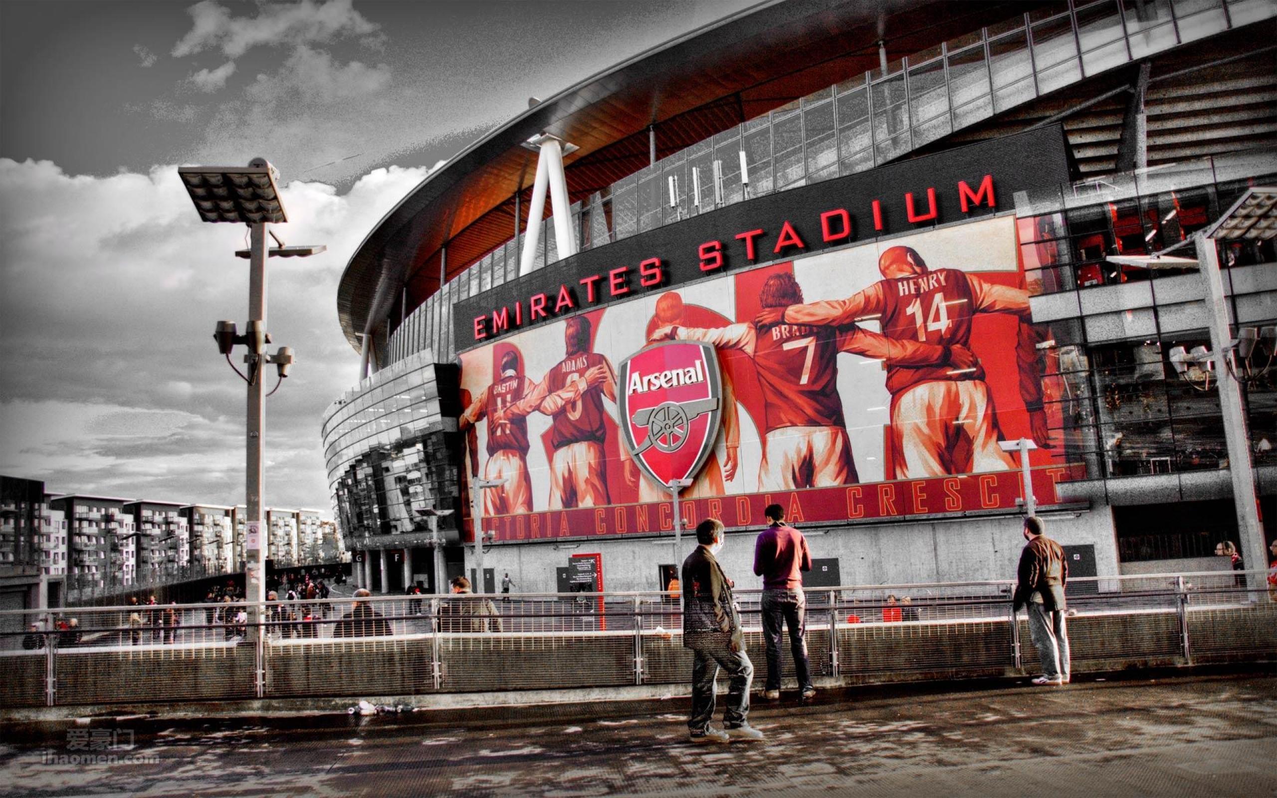 Fonds dcran Emirates Stadium tous les wallpapers Emirates Stadium 2560x1600