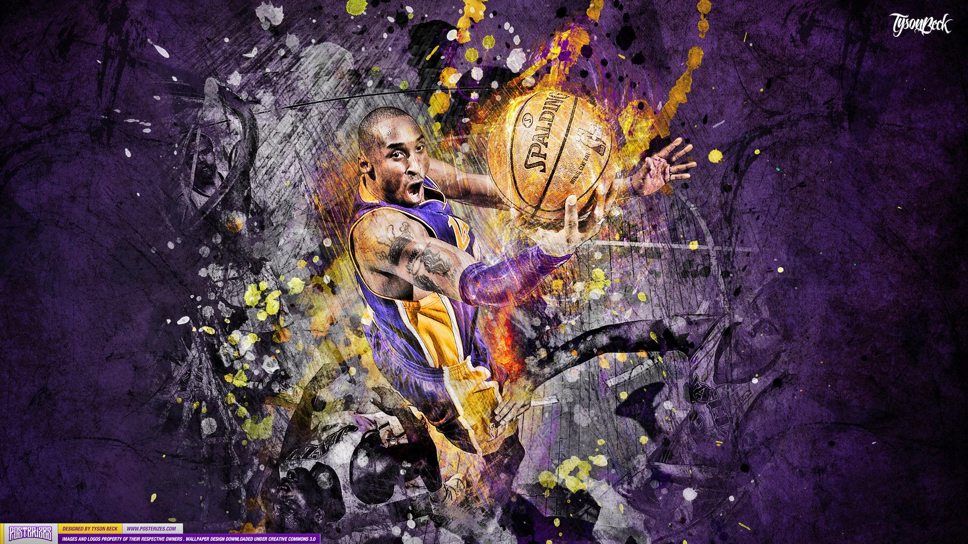kobe bryant wallpaper lakers wallpapers basketball portfolio 1920x1080 1920x1080