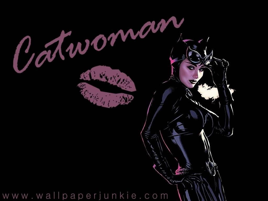 Catwoman Wallpaper   Cat Woman Wallpaper 1024x768