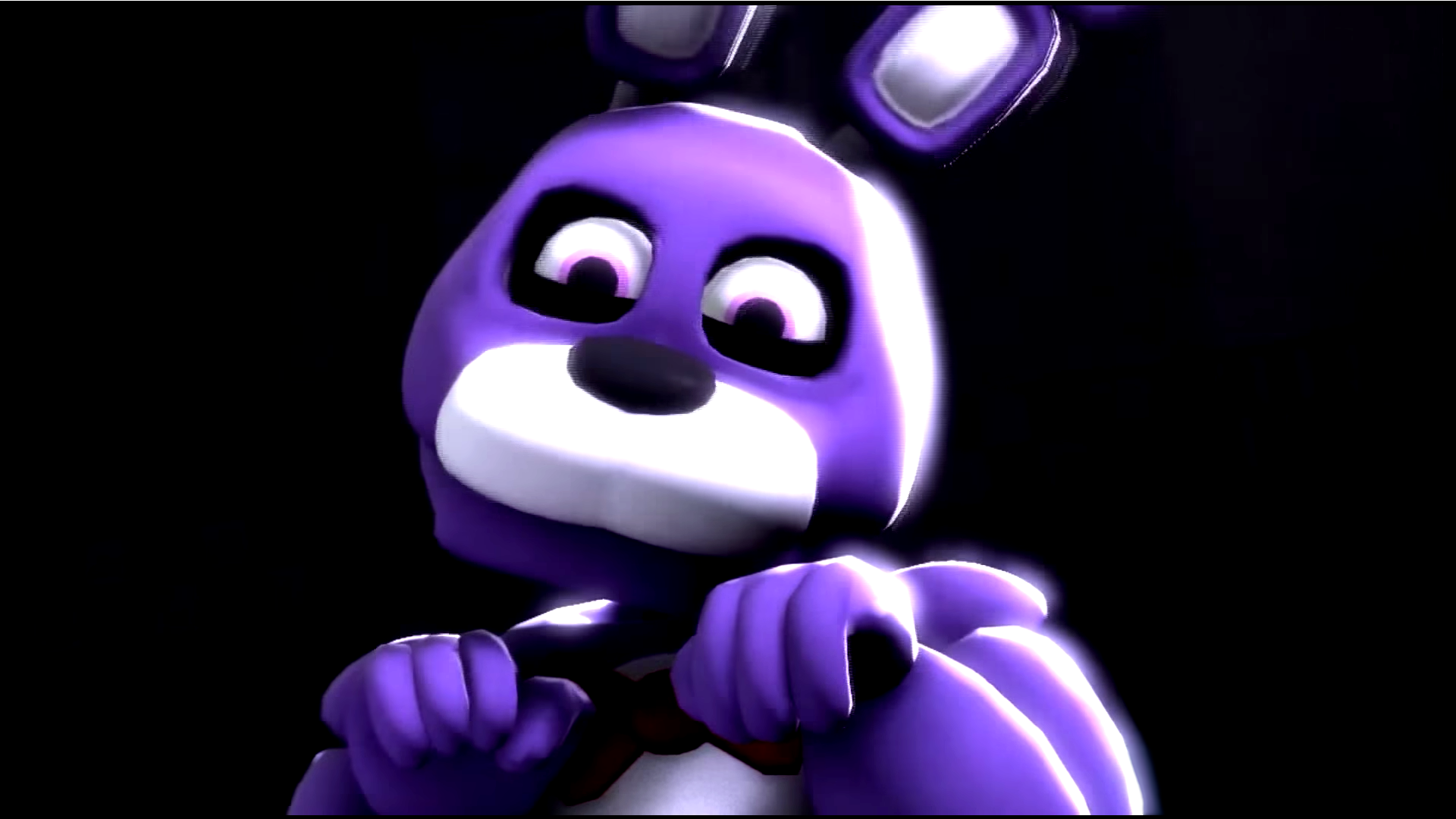 The Face of Cuteness Kawaii Bonnie Wallpaper by gold94chica on 1920x1080