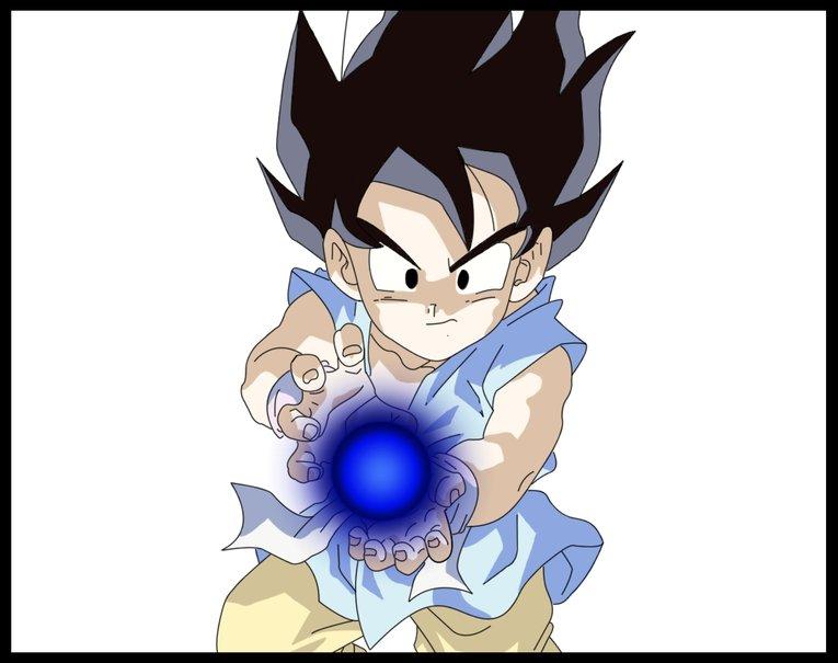 Kid Goku GT kamehameha wallpaper   ForWallpapercom 765x605
