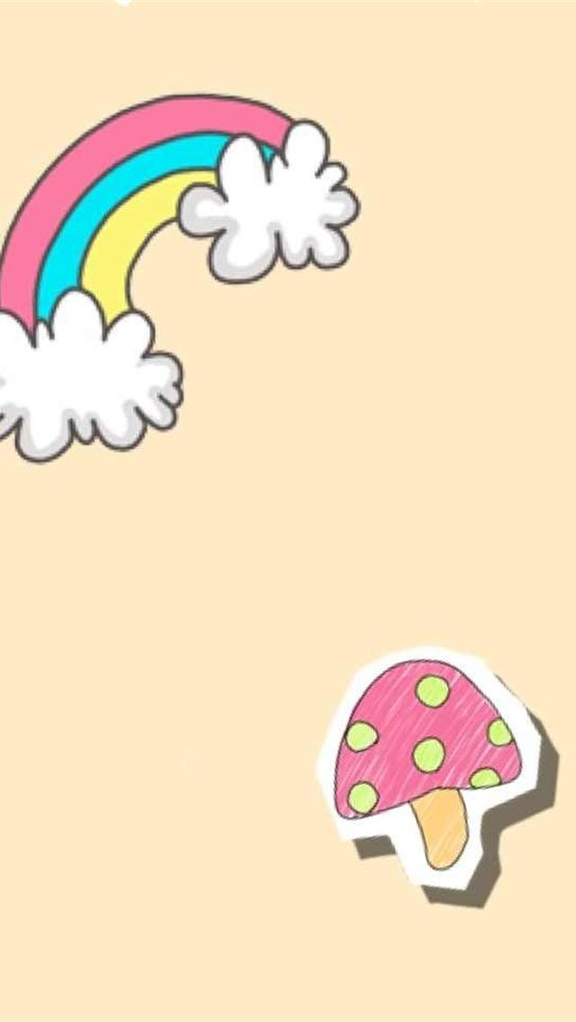 Cute Animated Iphone Wallpaper