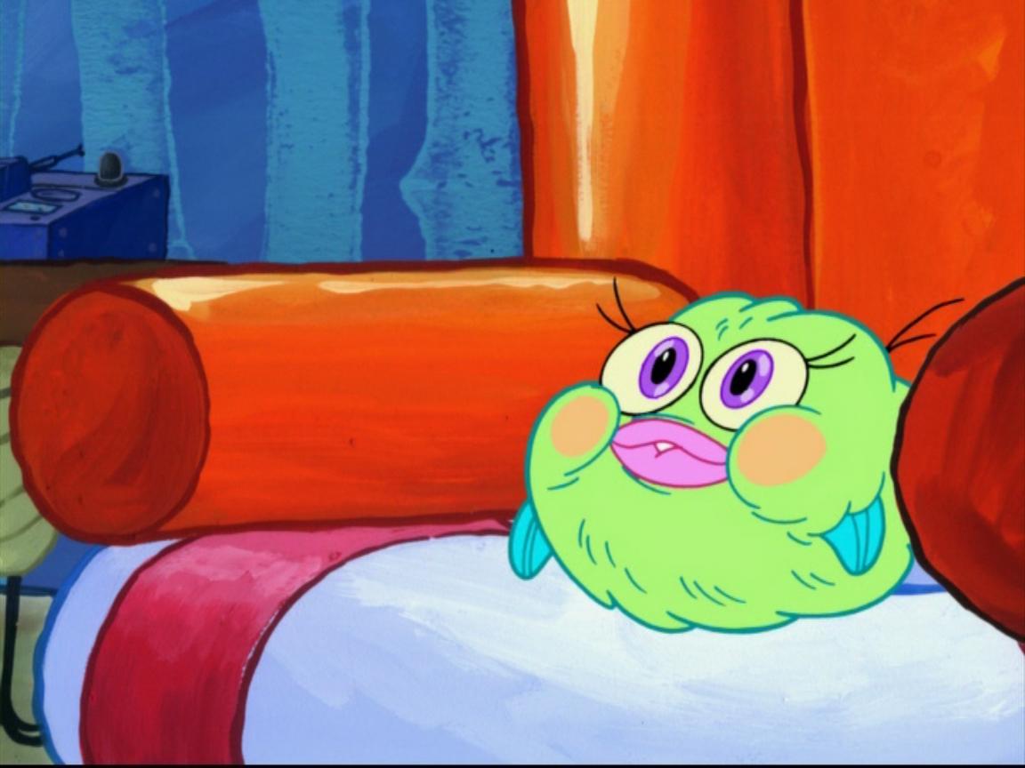 Puffy Fluffy Encyclopedia SpongeBobia Fandom 1152x864