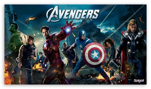 Unduh 800+ Wallpaper Avengers Hd For Pc  Paling Baru