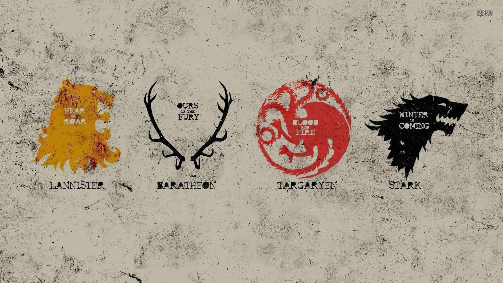 30 HD Game of Thrones wallpapers to support your favorite house 1920x1080