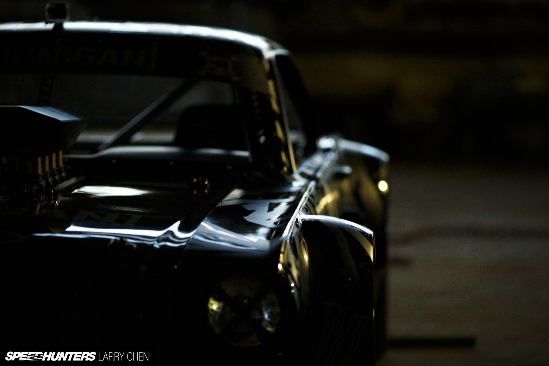 1965 Ford Mustang Hoonigan ASD Gymkhana Seven drift hot rod rods 1920x1280