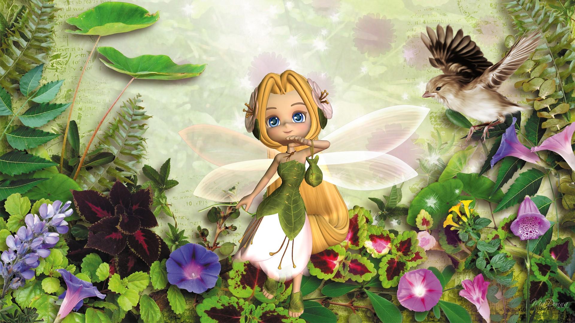 Сказочная весна картинки для детей