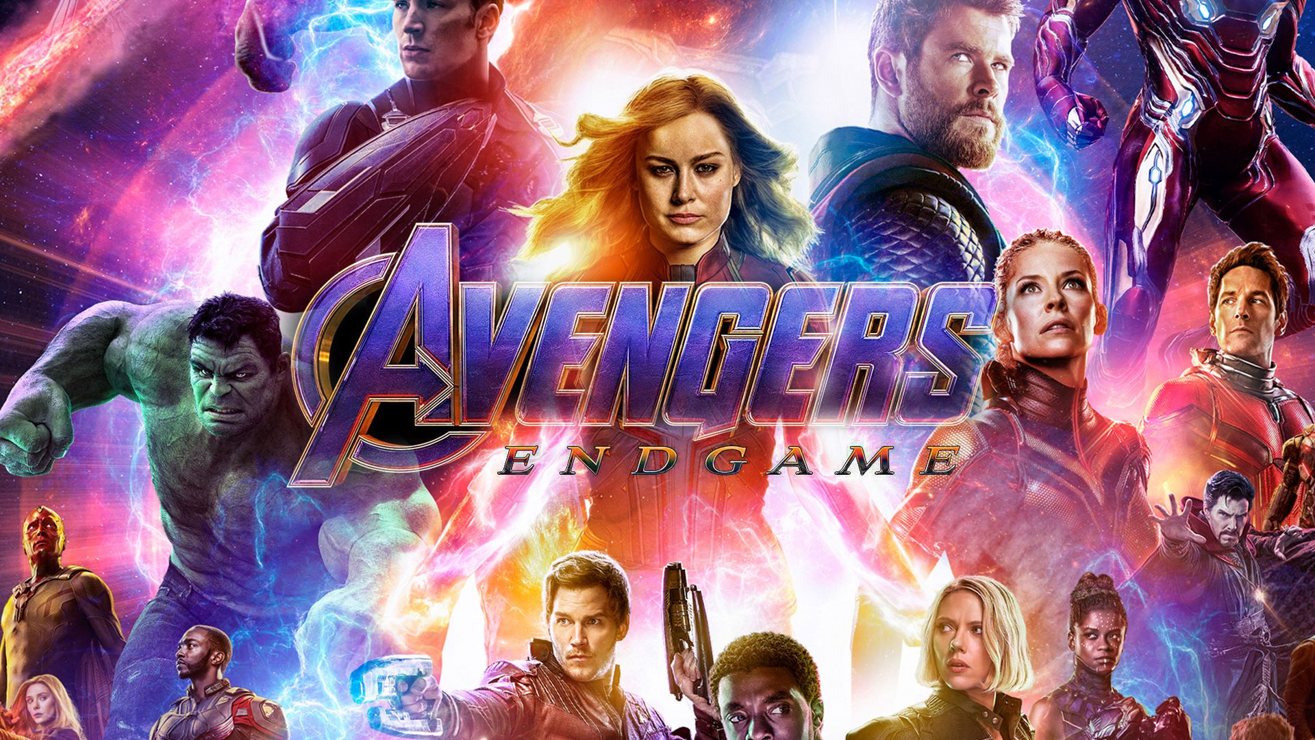 21 Avengers Endgame Cast Wallpapers On Wallpapersafari