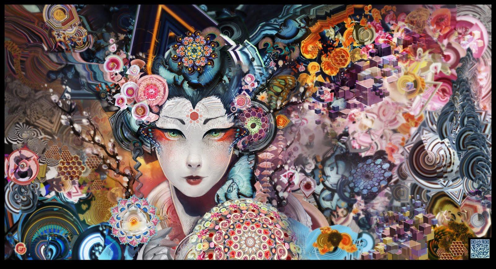 geisha wallpaper geisha wallpaper geisha illustration wallpaper geisha 1600x867