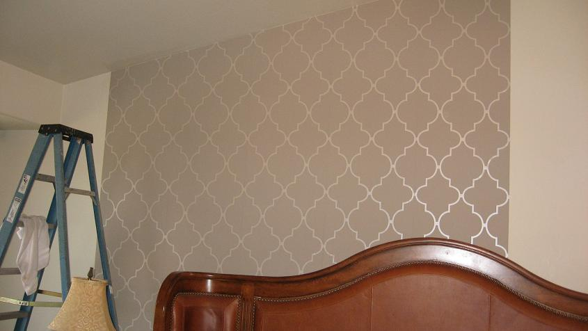 Designed To The Nines Spanish Tile Textural Wallpaper 845x476