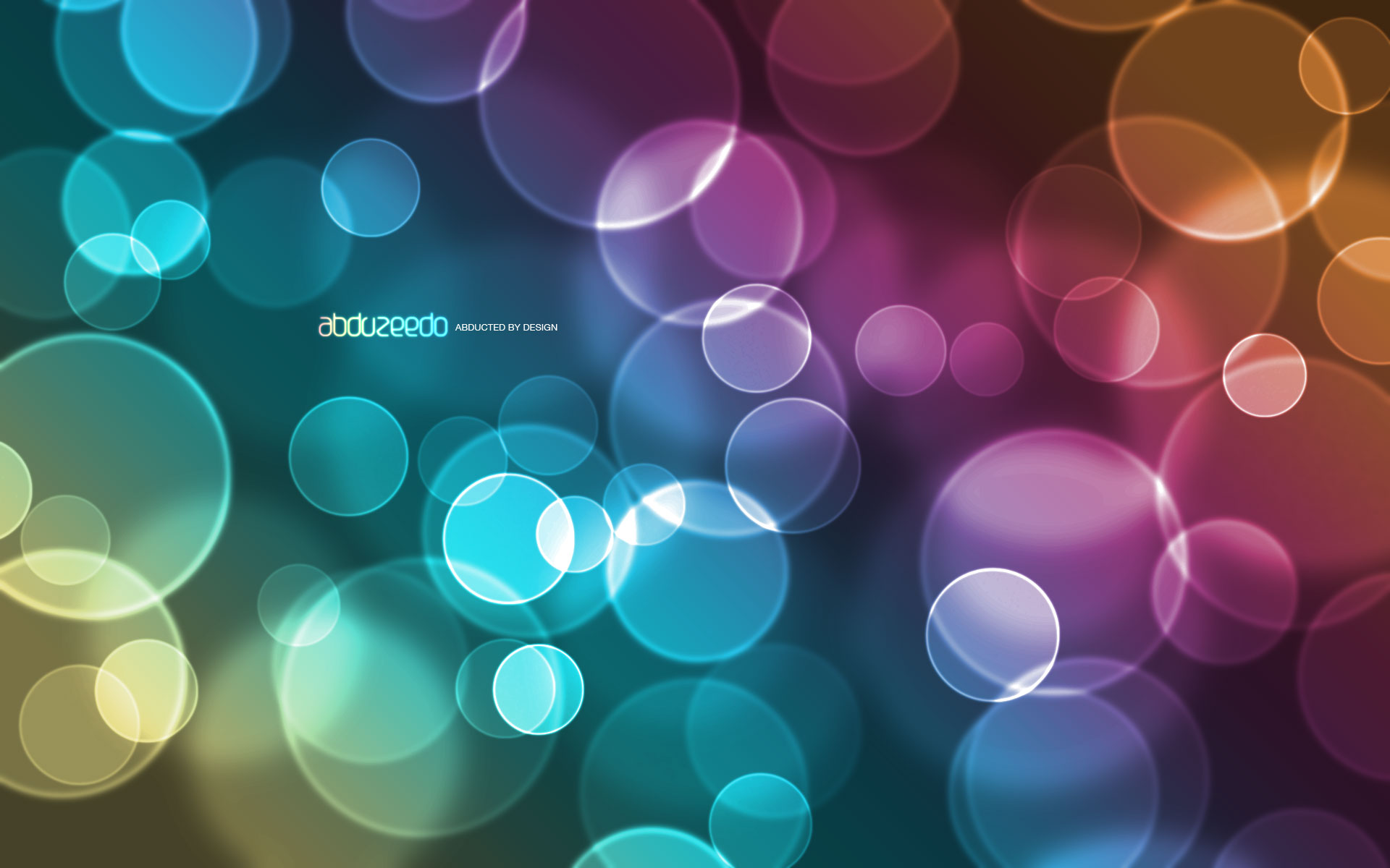 Awesome digital bokeh effect in Photoshop 1920x1200