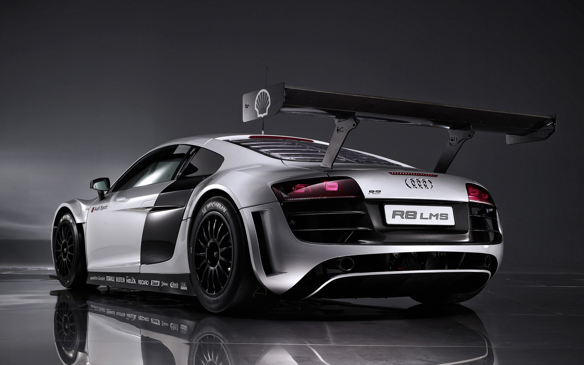 2010 Audi R8 LMS Wallpapers HD Wallpapers 1920x1200