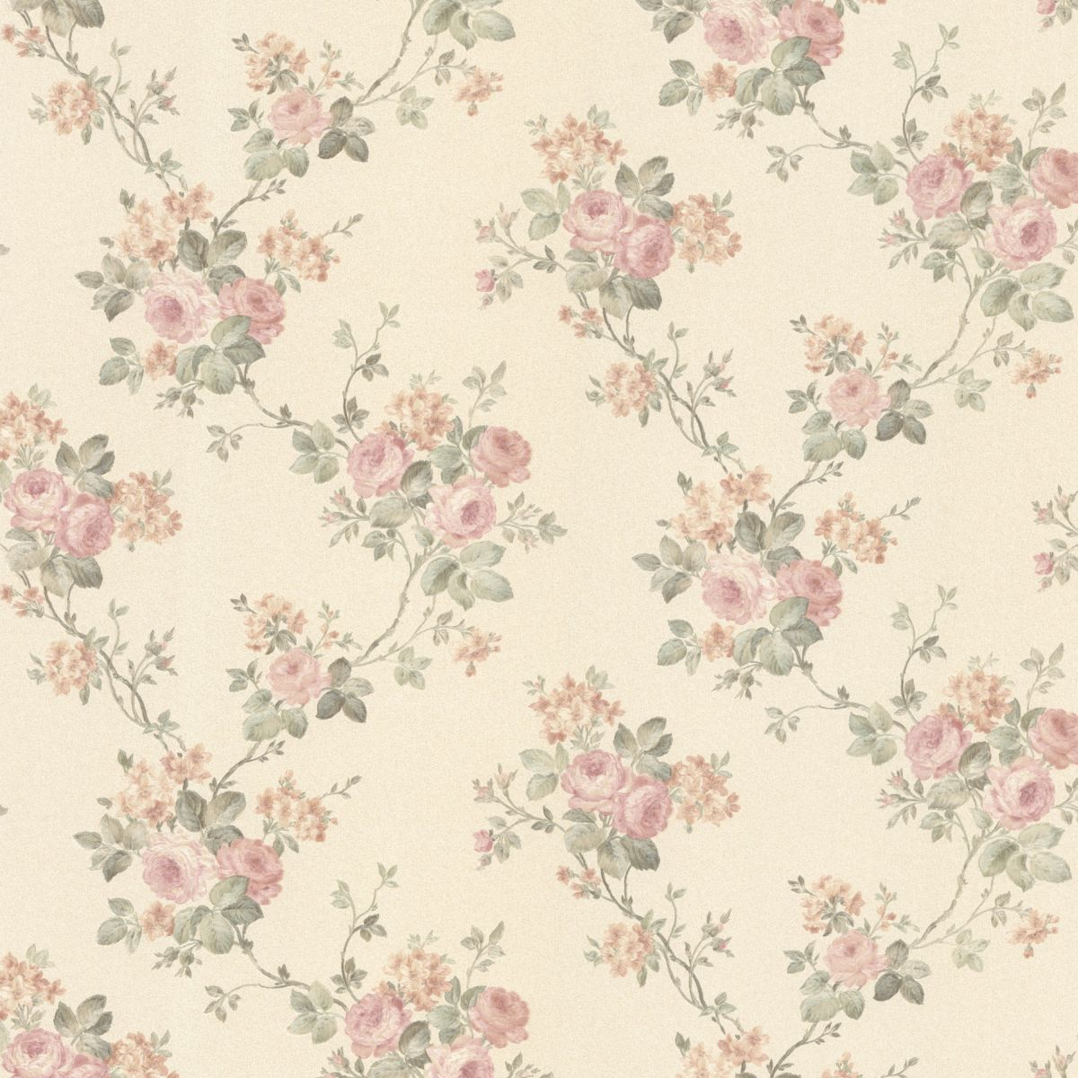 Free Download Stylevintage Rosecountry House Wallpaper